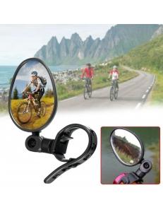 Зеркало на руль велосипеда. оборот 360
