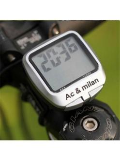 Велокомпьютер AC & Milan с каденсом