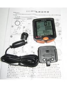 Велокомпьютер BoGeer YT-813 24 функции