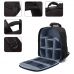 Фоторюкзак сумка для фотоаппарата видеотехники фото рюкзак