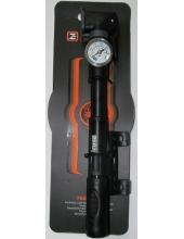 Ручной насос с манометром ZF pro 8 bar, 250-370 мм