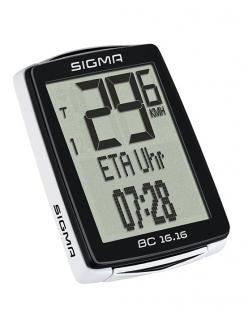 Велокомпьютер Sigma Sport BC 16.16 проводной