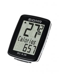 Велокомпьютер Sigma Sport BC 9.16 проводной