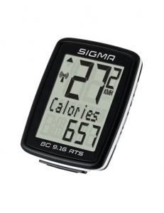Велокомпьютер Sigma Sport BC 9.16 ATS  беспроводной