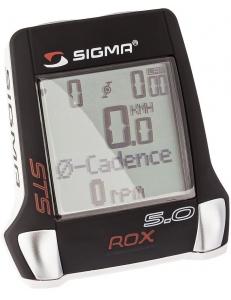 Велокомпьютер - пульсометр Sigma Rox 5.0