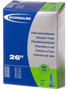 Камера Schwalbe AV13 26x1.5-2.5 Schrader