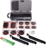Ремкомплект велосипедный, набор для заклейки камер + бортировки
