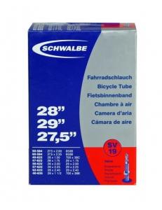 """Камера Schwalbe SV19 27.5"""" 28"""" 29"""" Presta"""