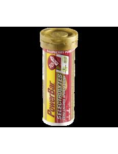 Спортивный напиток PowerBar 5Electrolytes в таблетках, малина-гранат