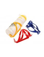 Флягодержатель пластик, цветной. Крепление для фляги