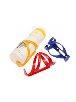 Флягодержатель пластик, цветной