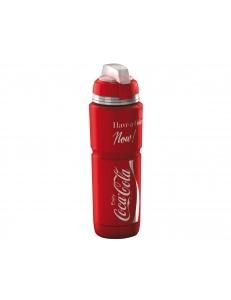 Фляга Elite Scalatore Coca-Cola Design, красная 1000 мл