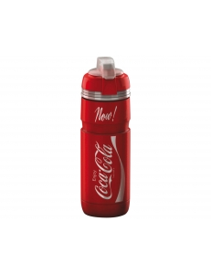 Фляга Elite Scalatore Coca-Cola Design, красная 750 мл