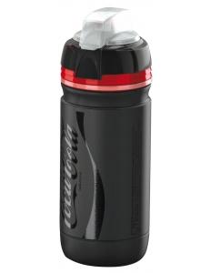 Фляга Elite Scalatore Coca-Cola Design, черная 550 мл