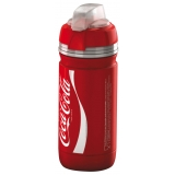 Фляга Elite Scalatore Coca-Cola Design, красная 550 мл