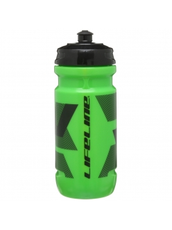 Фляга Lifeline, 600 ml, зеленый/черный, Италия, Elite