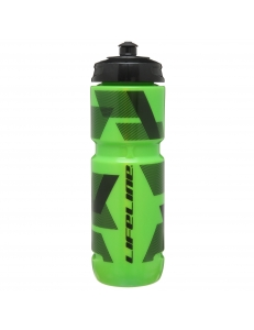 Фляга Lifeline, 800 ml, зеленый/черный, Италия, Elite