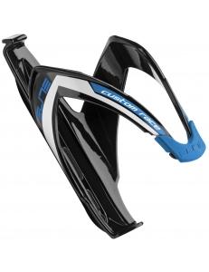 Флягодержатель Elite Custom Race, чёрно-синий