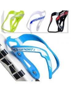 Флягодержатель oqsport пластик, цветной. Крепление для фляги