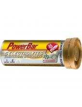 PowerBar - 5 Электролитов с кофеином x 10 таблеток в упаковке, лемон