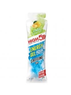 High5 - Энергетический гель Aqua - цитрус + кофеин (30mg)