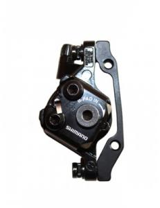 Дисковый тормоз - Shimano BR-M375-L, передний, под ротор 160мм
