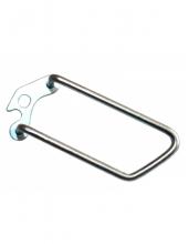 Защита заднего переключателя, большая, с креп.на раму (под ось). P04
