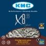 Велосипедная цепь KMC X8.99