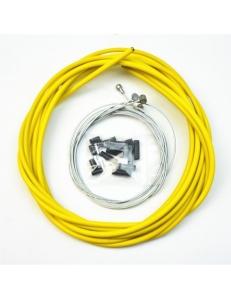 Комплект тросиков / рубашек Jagwire CEX/LEX, тормоза + переключатели