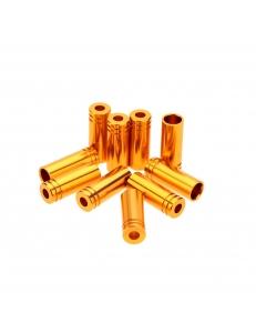 Законцовка рубашки - AL6061 (для переключения), желтая (золото)