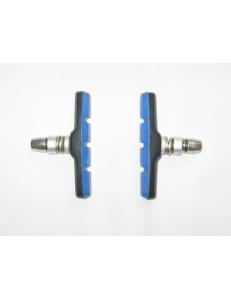 Тормозные колодки MTB Alhonga синие V-brake