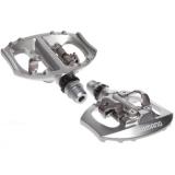 Педали контактные Shimano PD-A530 SPD, серебро
